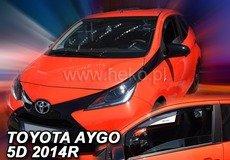 Covorase auto Toyota AYGO 2005-2014