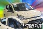 Paravanturi Hyundai i10, 2014-2019 , set fata si spate