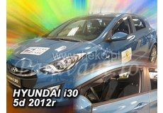 Covorase auto HYUNDAI i30 2007--