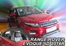 Covorase auto RANGE ROVER EVOQUE I 2011-2018