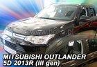 Paravant Mitsubishi Outlander, an fabr. 2012 -- ((marca HEKO)