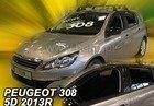 Paravant Peugeot 308, 2013--