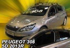 Covorase auto PEUGEOT 308 2007--