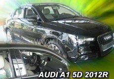 Covorase auto AUDI A1 2010-2018