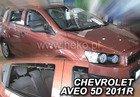 Paravanturi CHEVROLET    AVEO Hatchback an fabr. 2011-- (marca  HEKO)