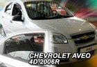 Paravanturi CHEVROLET    AVEO Sedan(limuzina) an fabr. 2006-2011 (marca  HEKO)
