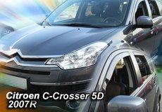 Covorase auto CITROEN C-CROSSER 2007-2012