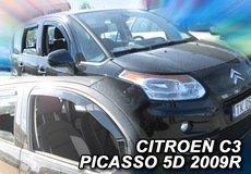Covorase auto CITROEN C3 Picasso 2009--