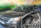 Paravanturi CITROEN   C4   Hatchback an fabr. 2010 -- (marca  HEKO)
