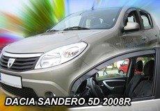 Covorase auto DACIA SANDERO 2008--
