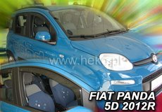 Covorase auto FIAT PANDA II / III 2003-