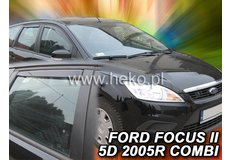 Covorase auto FORD FOCUS III 2011-2018