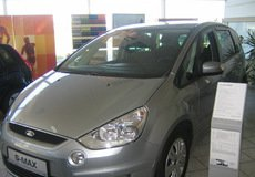 Covorase auto FORD S-MAX 2006-2010