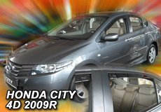 Covorase auto Honda City, 2002-2008
