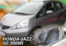 Covorase auto HONDA JAZZ II 2007-2013
