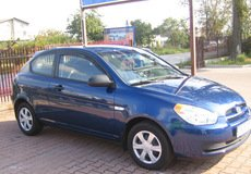Covorase auto de cauciuc HYUNDAI ACCENT 2006-2012