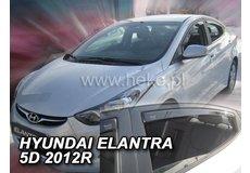 Covorase auto HYUNDAI ELANTRA 2011--