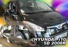 Covorase auto HYUNDAI i10 I 2007-2016
