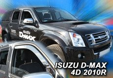Covorase auto ISUZU D-MAX 2011-