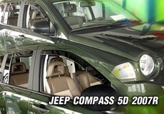 Covorase auto JEEP COMPASS II 2016-