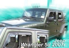 Paravant JEEP WRANGLER  an fabr. 2007- (marca  HEKO)