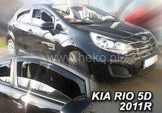 Covorase auto KIA RIO 2011-2017