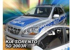 Covorase auto KIA SORENTO II 2009-2014