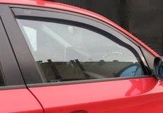 Protectie bara spate Mazda 2 2007-2015