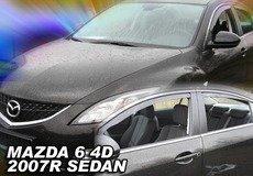 Covorase auto MAZDA 6 II 2007-2012