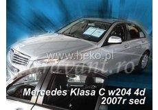 Protectie bara spate MERCEDES C CLASS W203 2000-2007 sedan