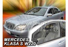 Covorase auto MERCEDES S CLASS W221 2006-2013