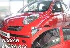 Paravant NISSAN MICRA (K 12) Hatchback cu 5 usi, an fabr. 2002-2017 (marca  HEKO)