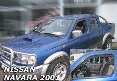 Covorase auto NISSAN NAVARA 2005-2010