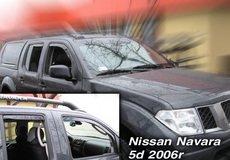 Covoras de cauciuc Nissan Navara, an de fabricatie 2005-2010