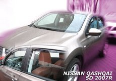 Covorase auto NISSAN QASHQAI 2007--