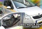 Paravant OPEL AGILA Hatchback an fabr. 2008-2014 (marca  HEKO)