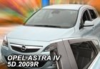 Paravant OPEL ASTRA Hatchback / Sedan an fabr. Astra J 2009-2015 (marca  HEKO)
