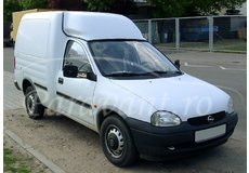 Covorase auto Opel Combo, an fabr dupa 2010