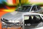 Paravanturi OPEL VECTRA B Sedan(limuzina) si Hatchback an fabr. 1996-2002 (marca  HEKO)