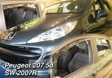 Covorase auto PEUGEOT 207 2006--