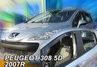 Paravanturi PEUGEOT   308 Hatchback an fabr. 2007-2013 (marca  HEKO)