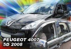 Covorase auto PEUGEOT 4007