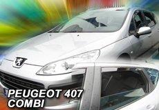Covorase auto PEUGEOT 407
