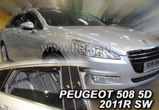 Covorase auto PEUGEOT 508 2011-2018