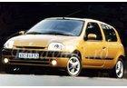 Paravanturi RENAULT CLIO Sedan(limuzina) si Hatchback an fabr. 1991-1998 (marca  HEKO)