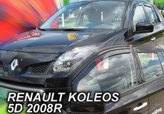 Covorase auto Renault Koleos II, model 2017-