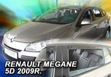 Covorase auto RENAULT MEGANE II 2002-2009