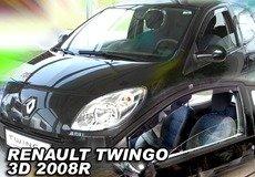 Protectie bara spate RENAULT TWINGO 2007-2011 3 usi