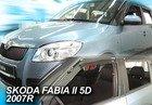 Paravanturi SKODA   FABIA Hatchback an fabr. 2007-2014 (marca  HEKO)