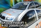 Paravant SKODA FABIA Hatchback si Sedan an fabr. 2000-2007 (marca  HEKO)